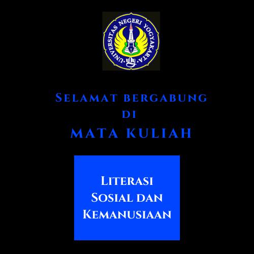Literasi Sosial dan Kemanusiaan [2021 Gasal]