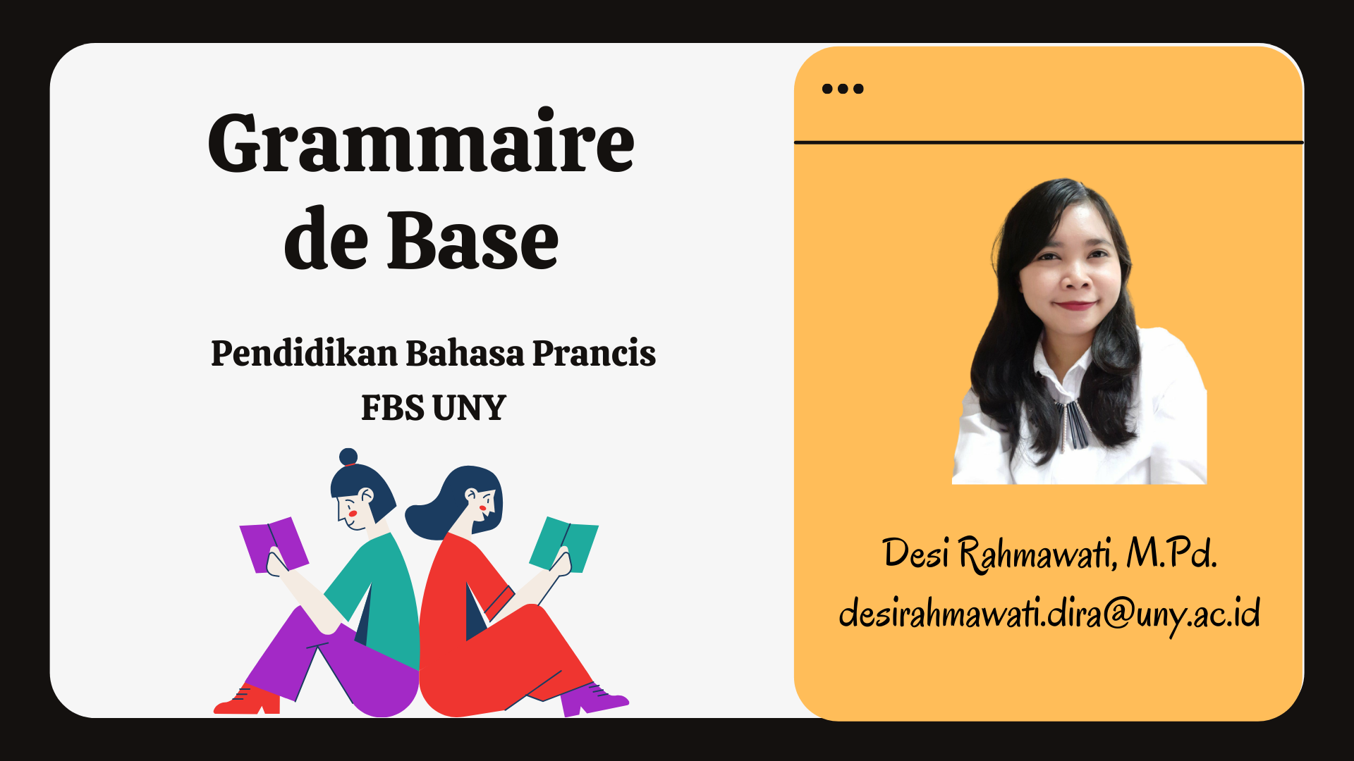 Grammaire de Base K (DR)