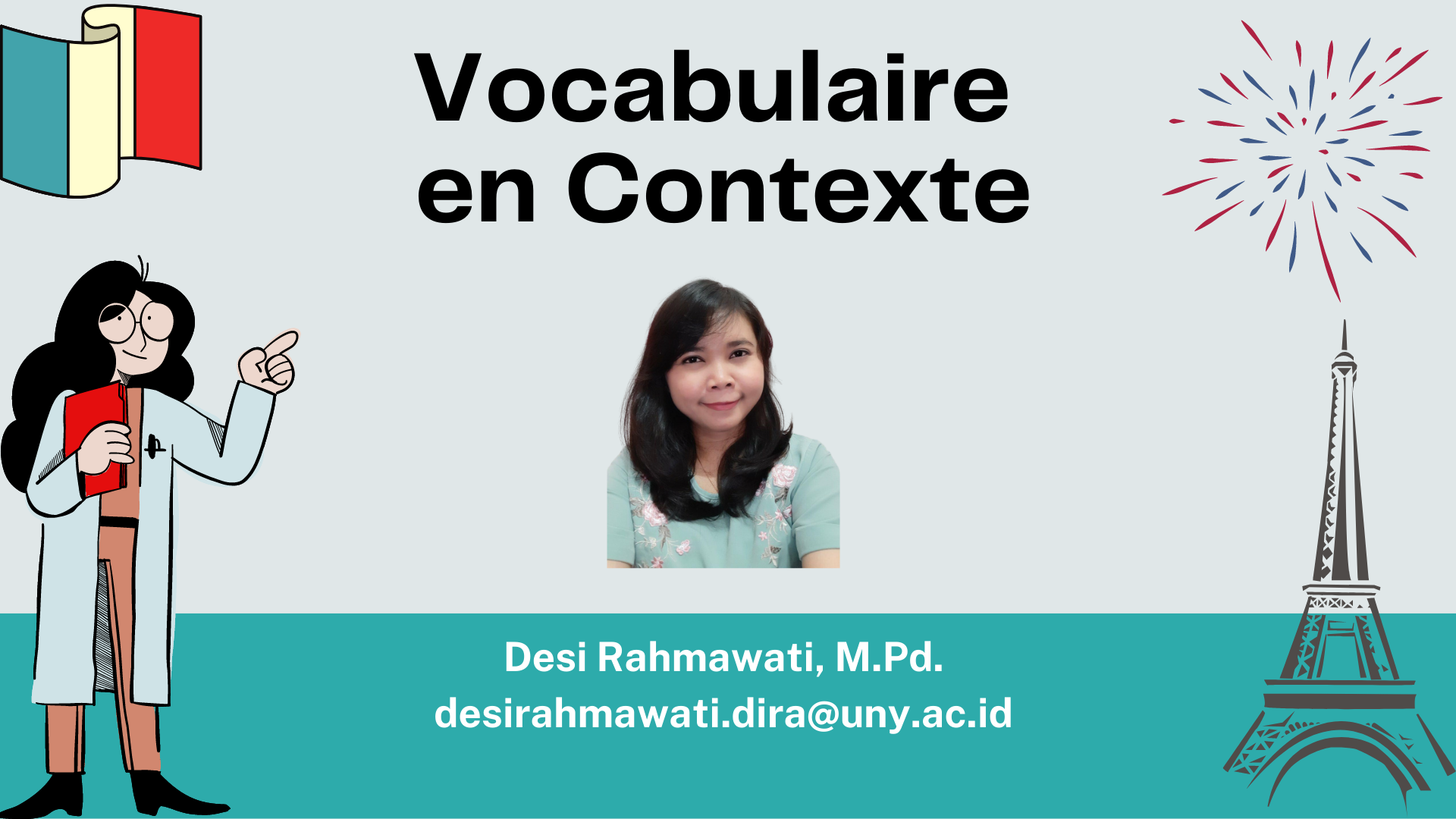 Vocabulaire en Contexte (DR)