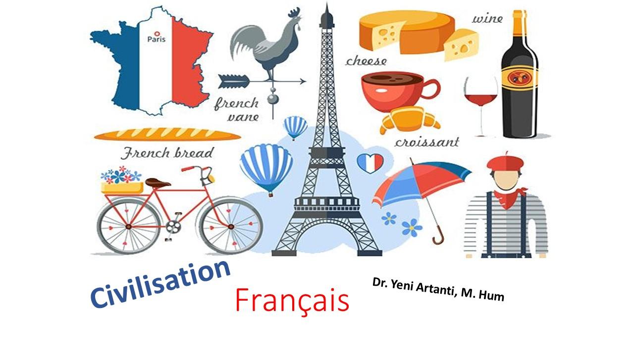Civilisation Française Kelas A & B (2021 - YEN)