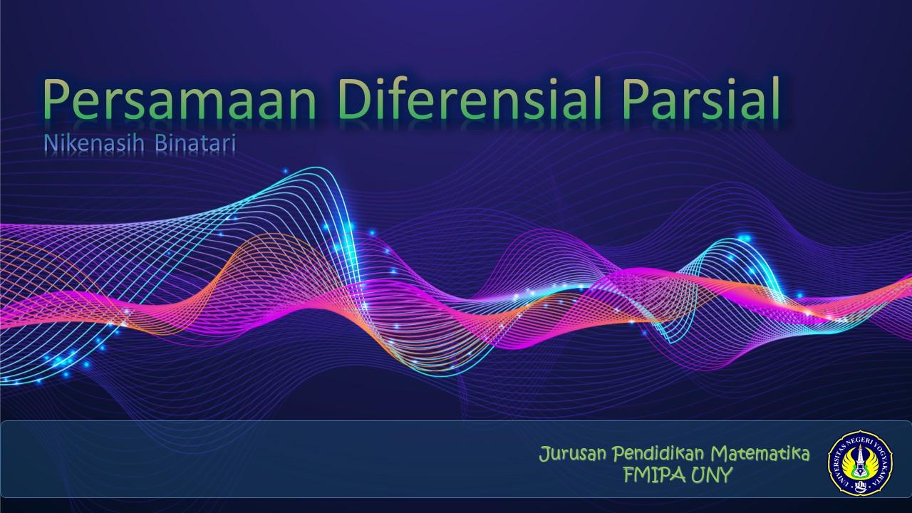 MAT6320 Persamaan Diferensial Parsial (Nikenasih B)