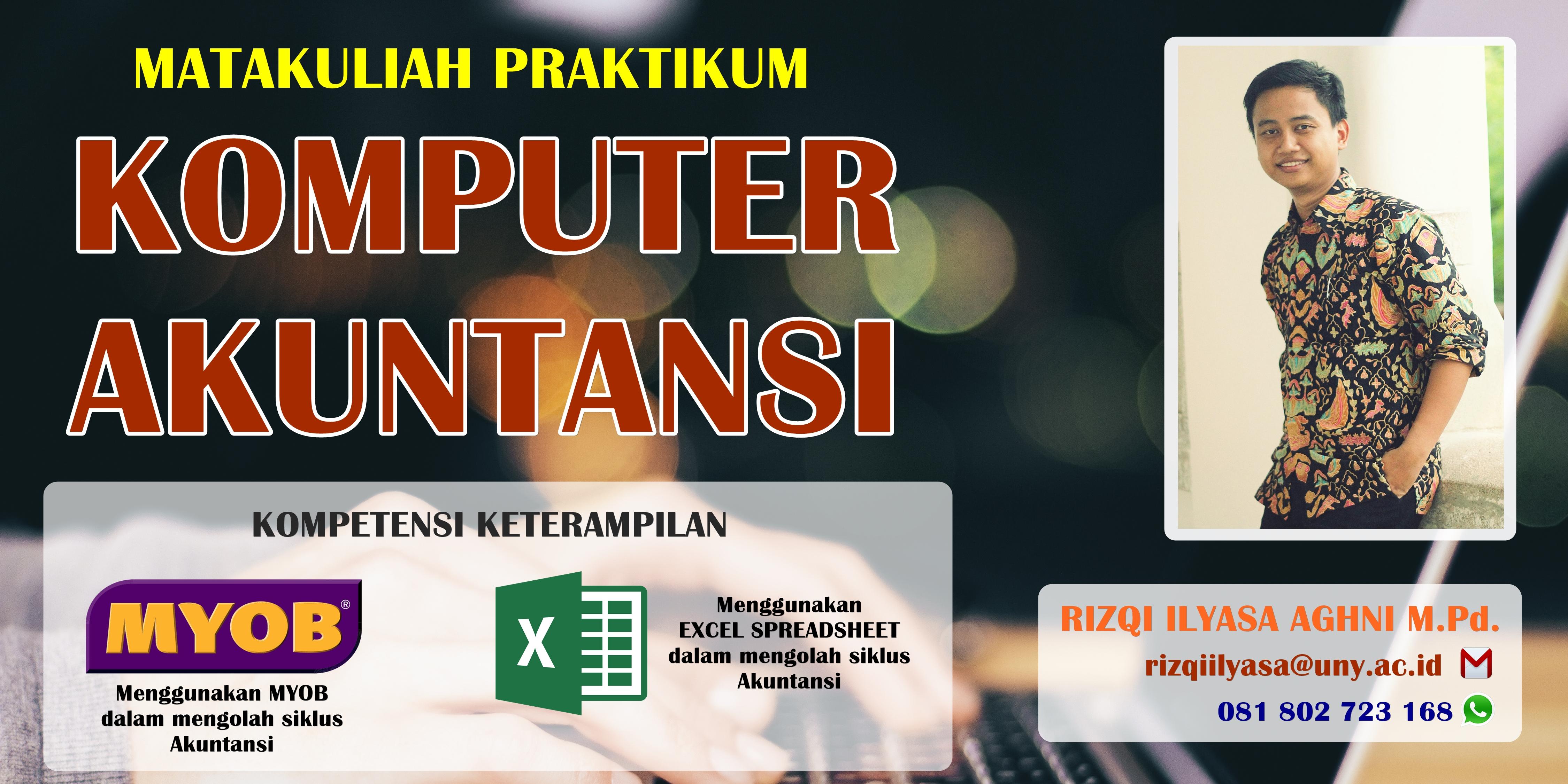 Komputer Akuntansi (S1 DIKSI- Rizqi Ilyasa Aghni - SPADA RI)