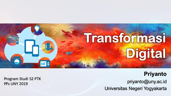 Transformasi Digital (NG01)
