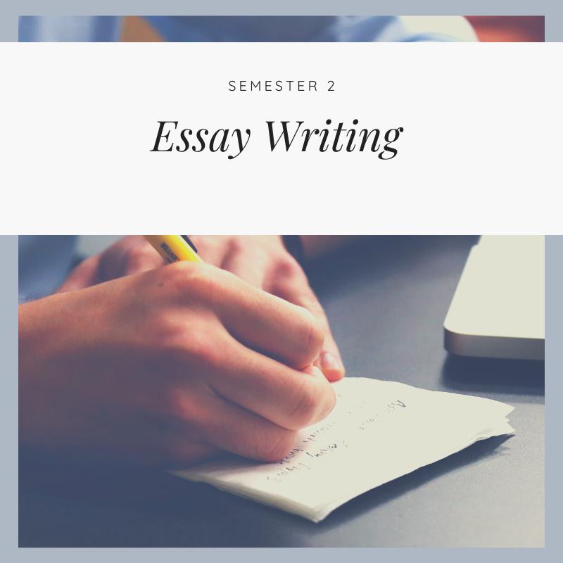 Essay Writing 2019