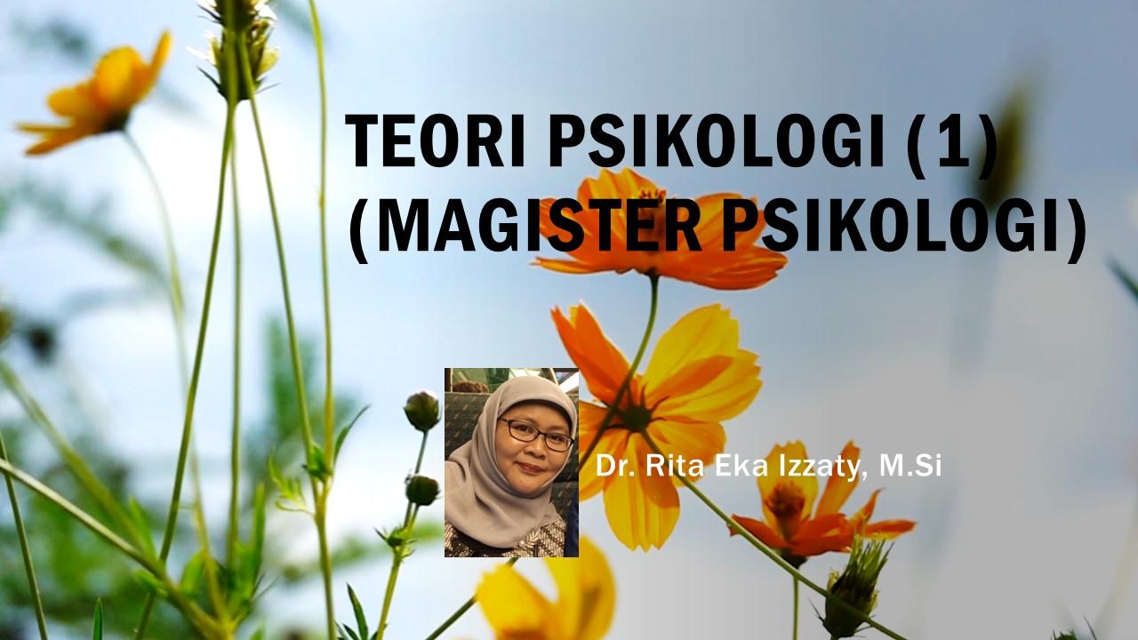 Teori Psikologi
