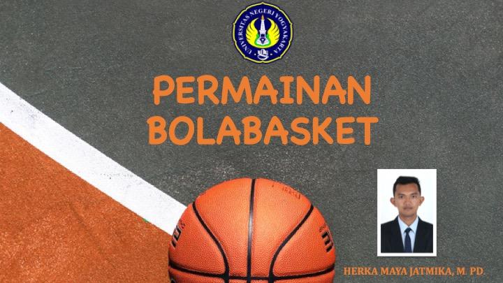 Permainan Bolabasket - JKR6215 - HMJ