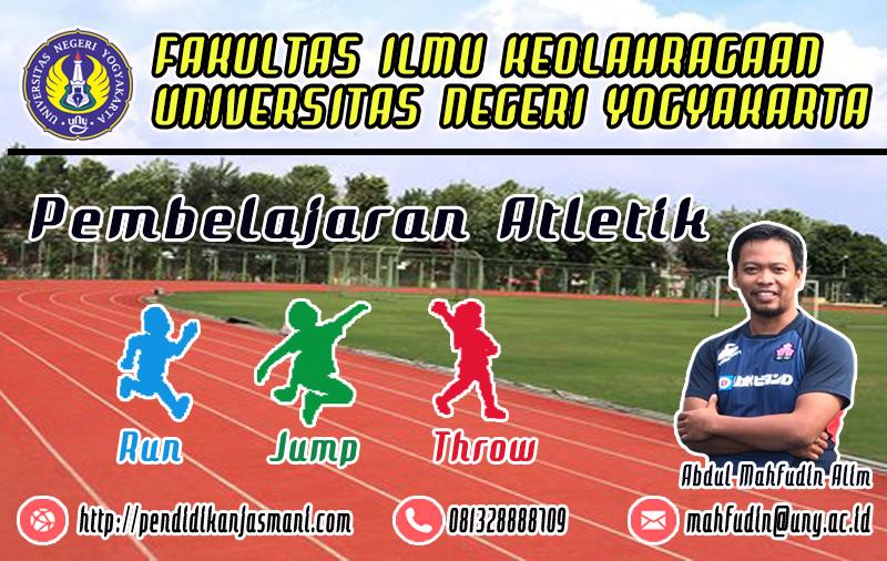 Pembelajaran Atletik