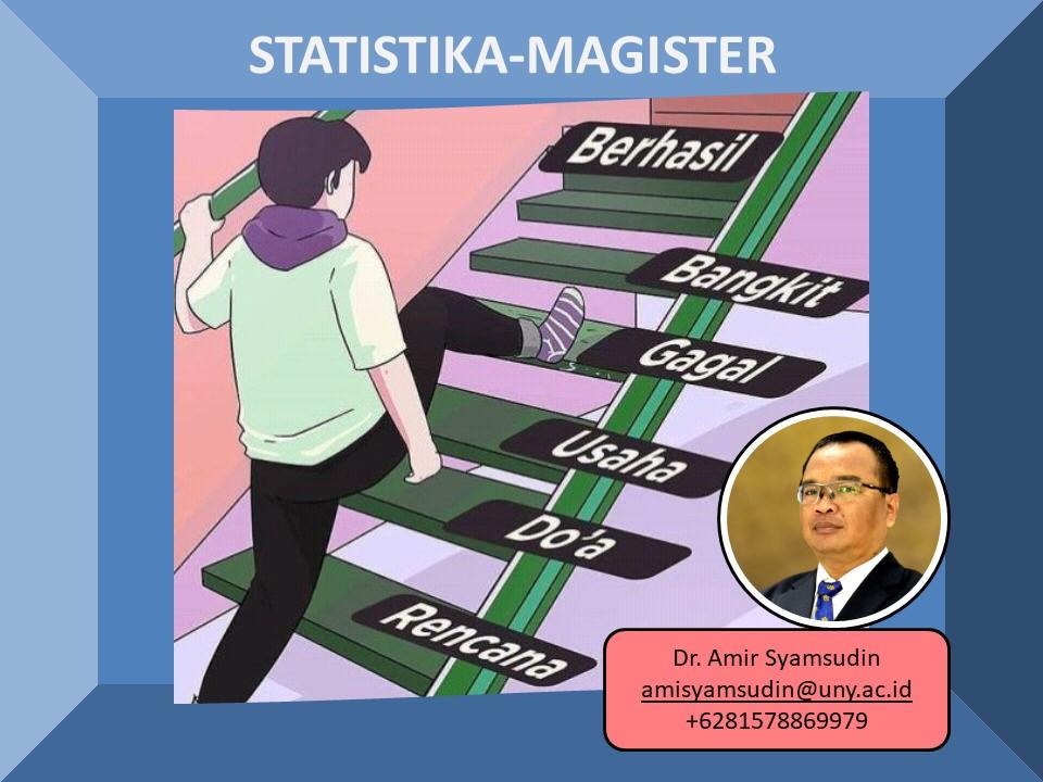 STATISTIKA-MAGISTER