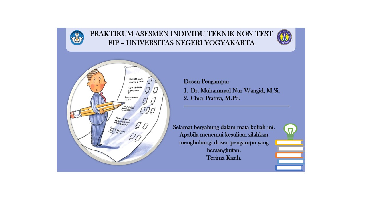 PRAKTIKUM ASESMEN INDIVIDU TEKNIK NON TEST (KELAS A.2)
