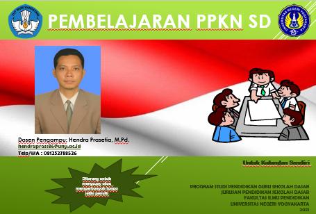 Pembelajaran PPKn SD