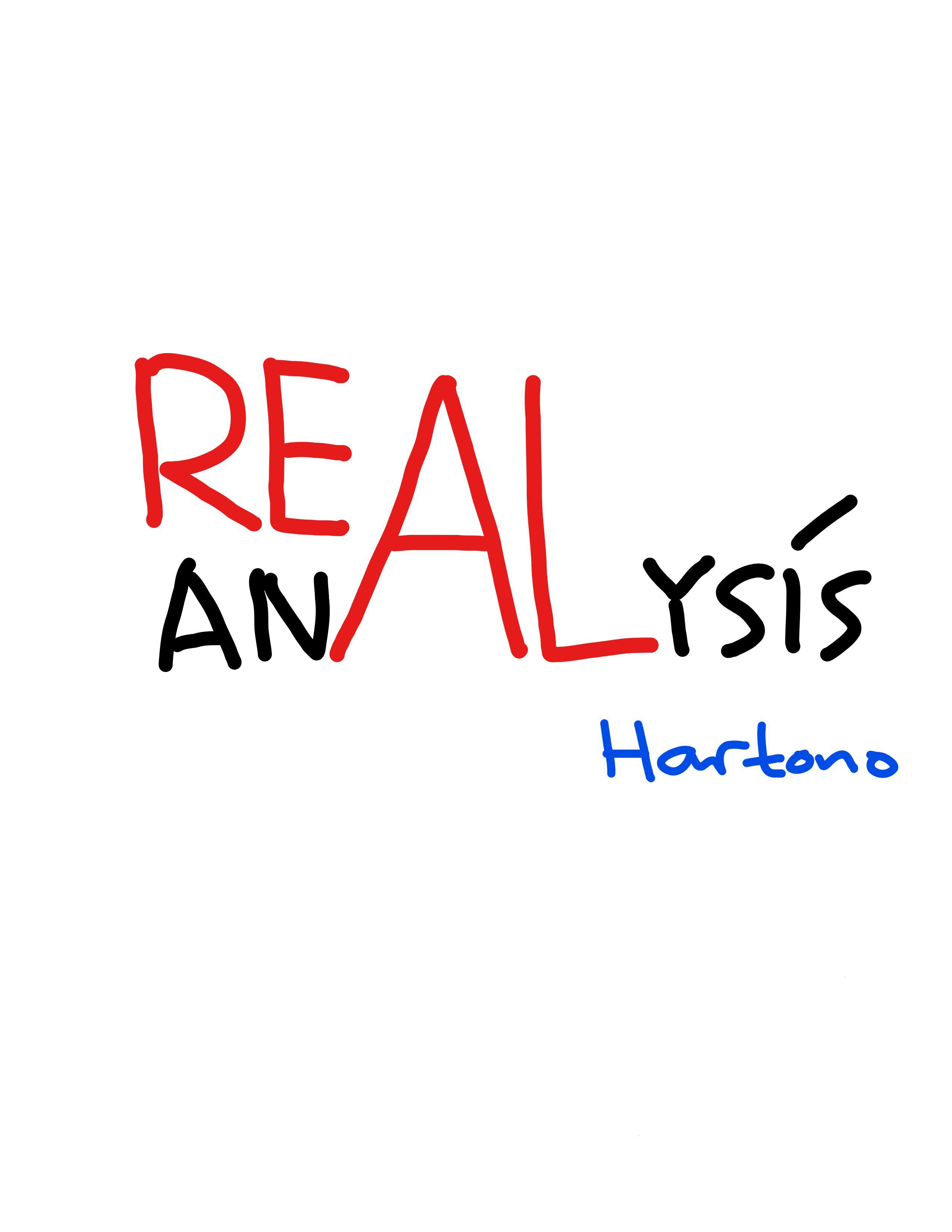 Analisis Real Kelas D