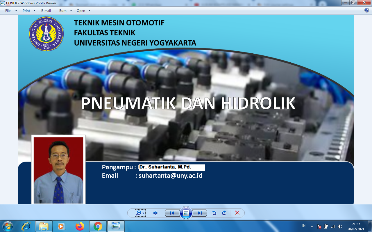 Pneumatik & Hidrolik Sem. 4